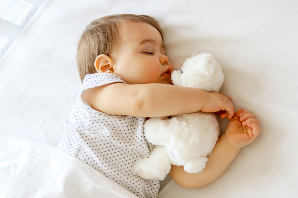 3 Tips To Establish A Baby Sleep Schedule In The First Year