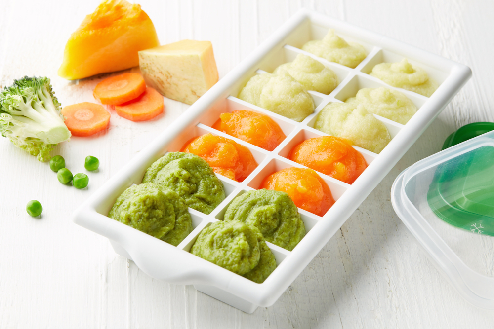 How To Save Money By Making Your Own Organic Baby Food