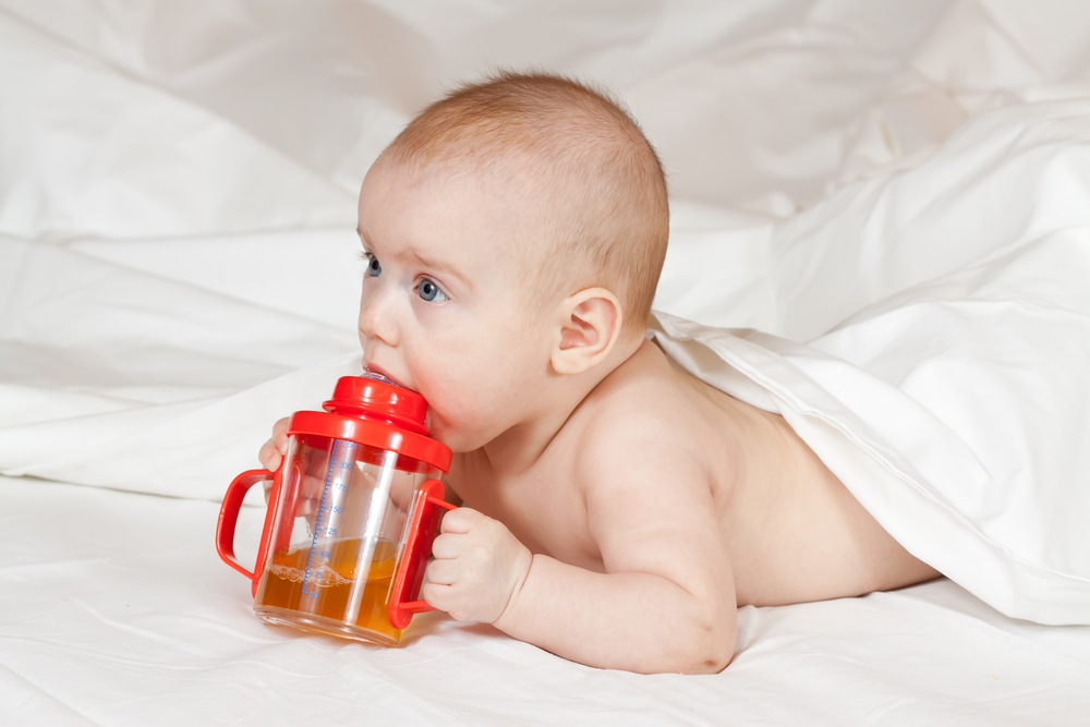 Signs a Baby is Ready to Wean