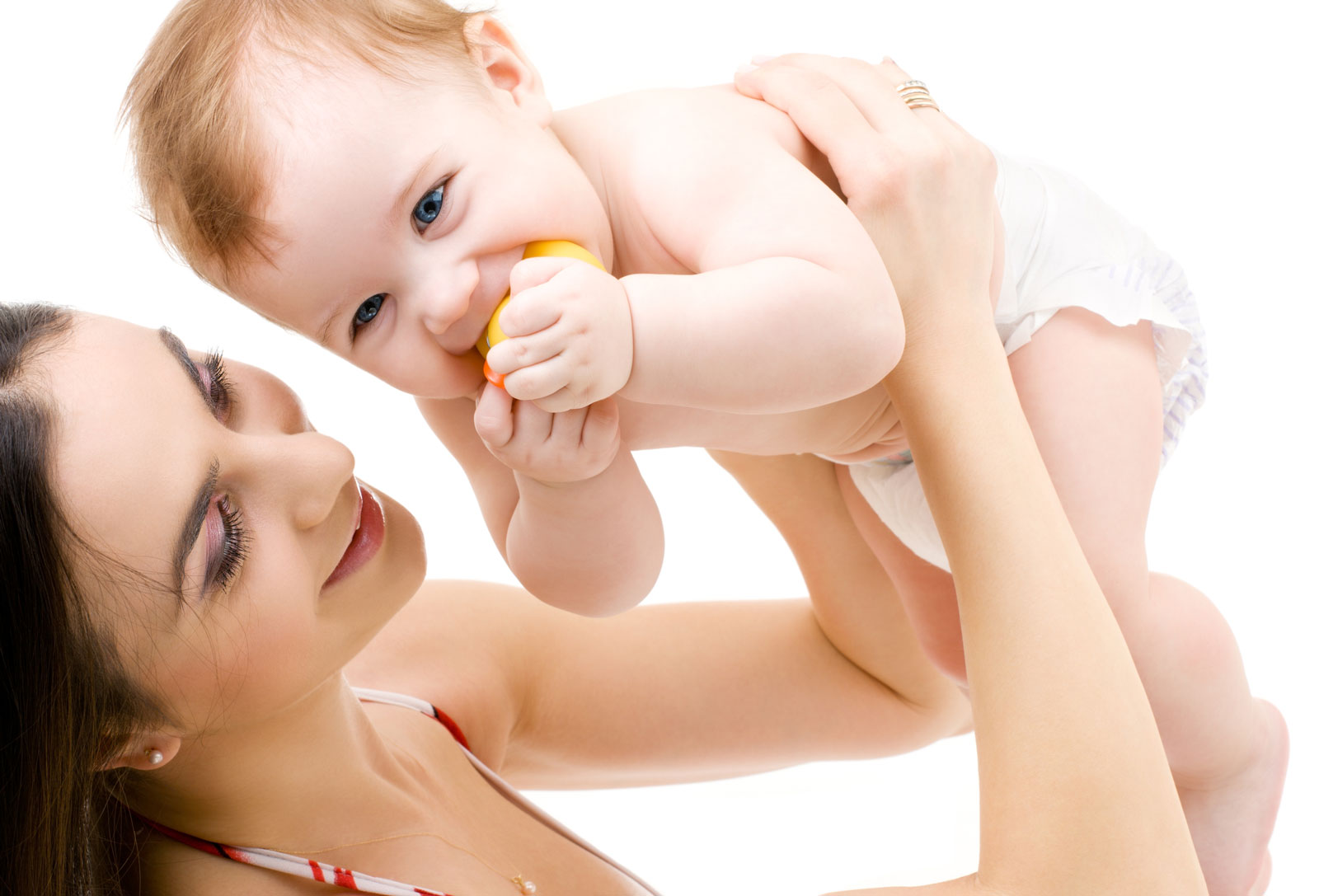 Mom and Baby Playing | Baby Teething Toys: What They Are & Which Ones To Buy