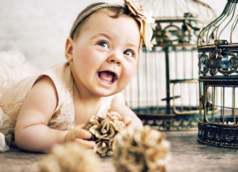 Baby Smiling | Baby Names Help: 7 Tips On Picking A Name For Your Newborn