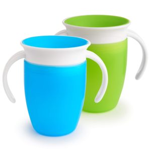 Munchkin Miracle 360 Trainer Cup (7 Ounce, 2 Count)