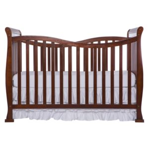 Dream On Me Violet 7 in 1 Convertible Life Style Crib (Espresso)