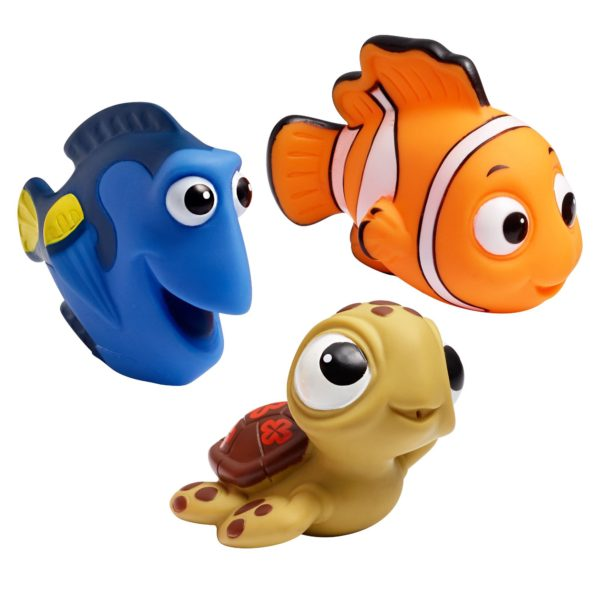 The First Years Disney Baby Bath Squirt Toys