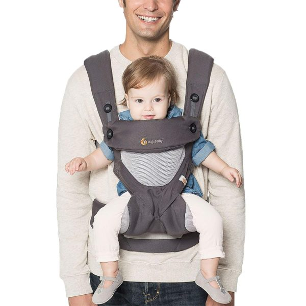 Ergobaby Carrier (with Cool Air Mesh)