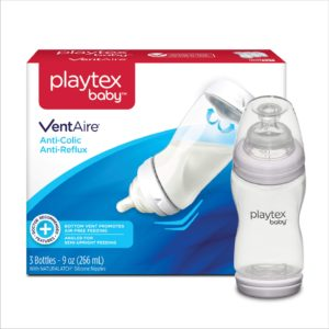 Playtex Baby VentAire Bottle (9 Ounce Bottles)