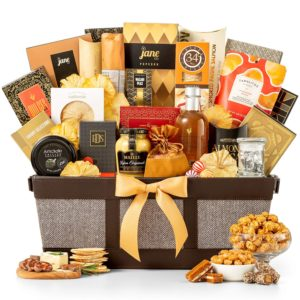 GiftTree Fit For Royalty Gourmet Basket