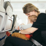 Mother and Baby Travelling | 4 Tips For Traveling With A Baby Under 1 Year Old