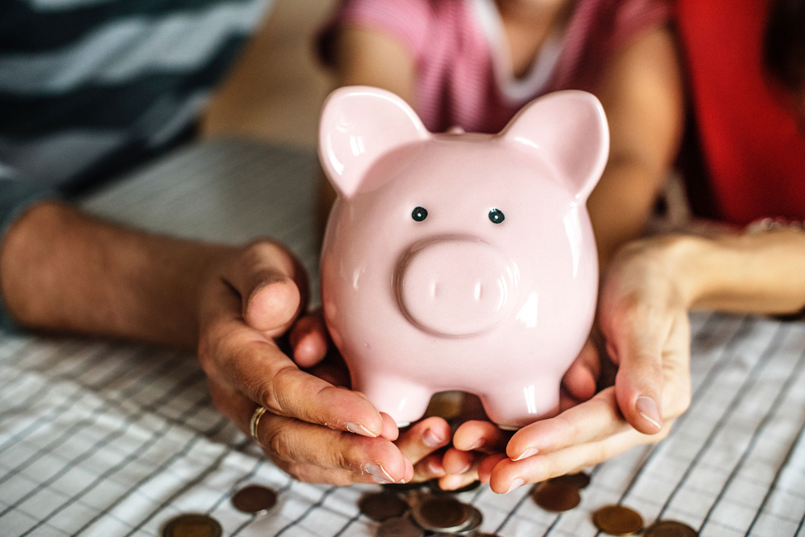 Piggy Bank | 5 Smart Ways To Save Money For Your Baby's Future