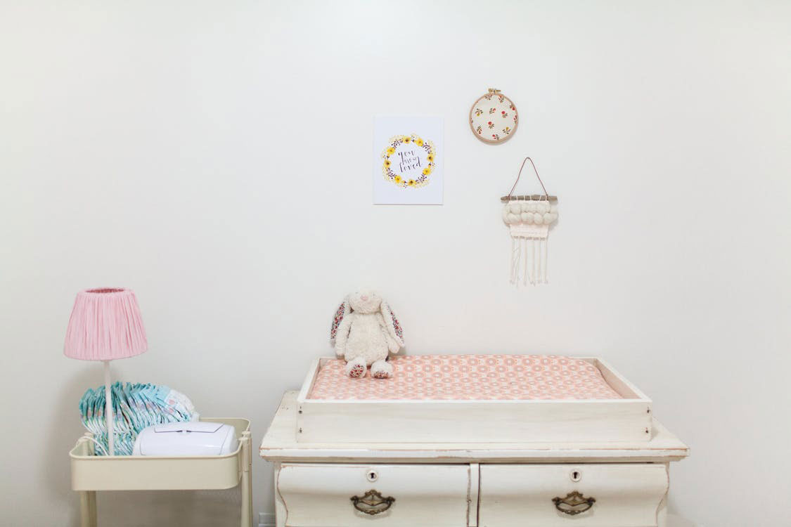 Baby Room | Everything You Need When Preparing A Baby's Room