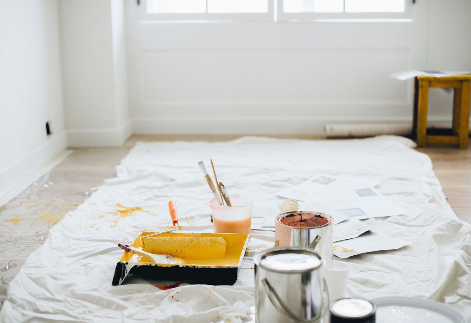 Paint | Everything You Need When Preparing A Baby's Room