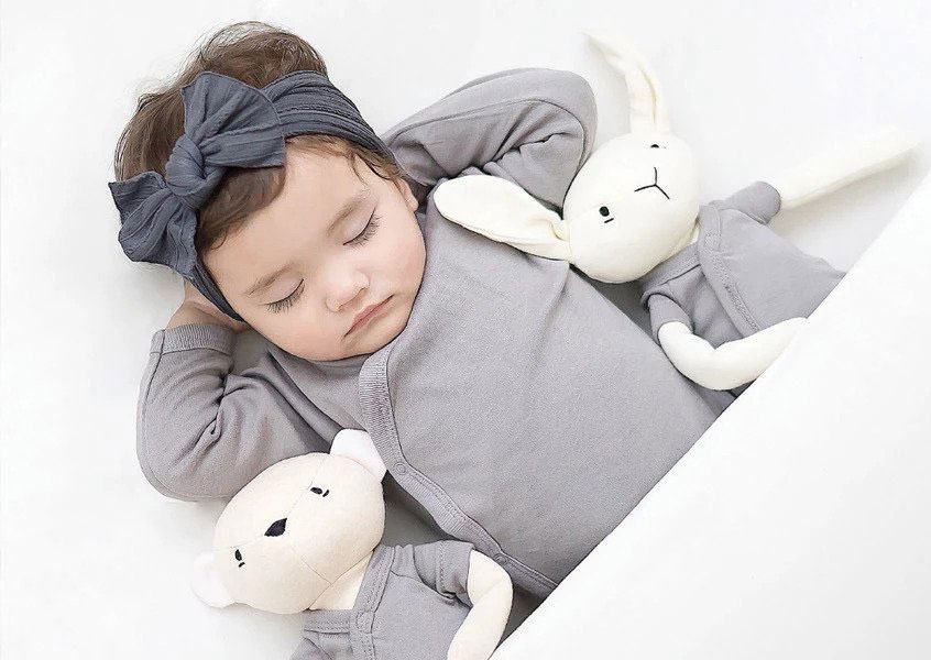 Baby Sleeping   The Top 9 Eco-Friendly Baby Clothes Brands