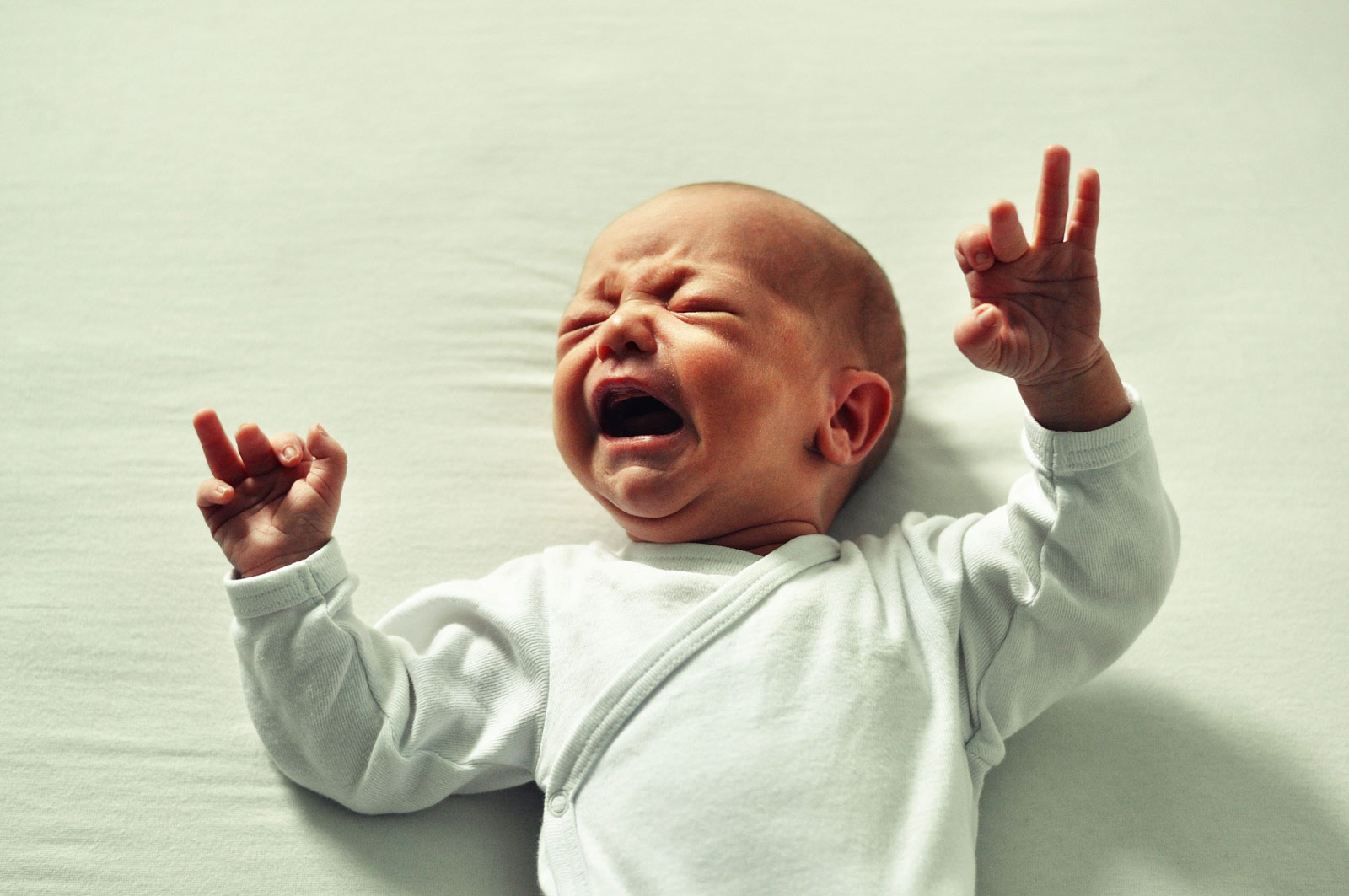 Baby Crying | 7 Helpful Things To Try When Your Baby Won't Stop Crying