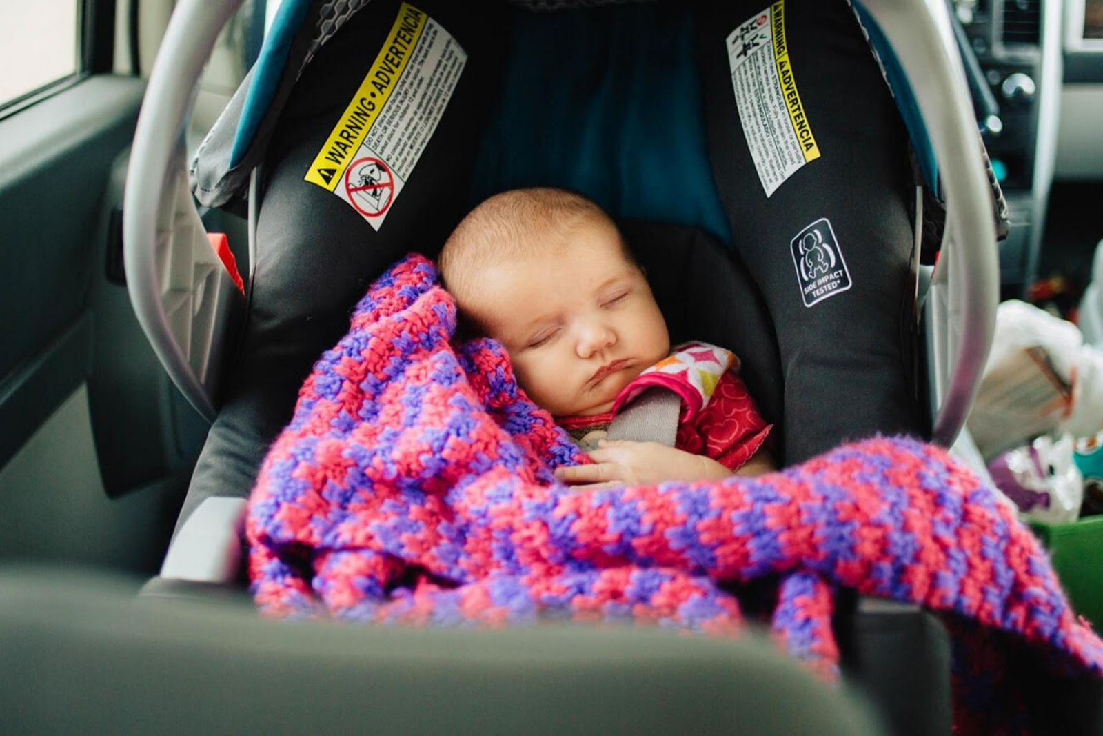 Baby in Car Seat | Your Guide On How To Choose The Safest Baby Car Seat